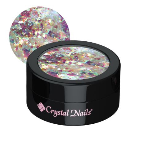 Crystal Nails Crystal Chrome Flakes 2