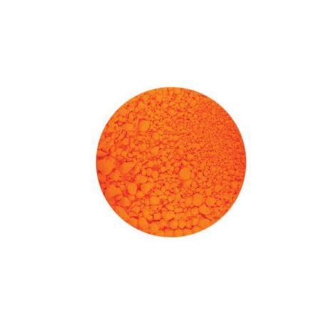 Crystal Nails Neon Orange Pigment