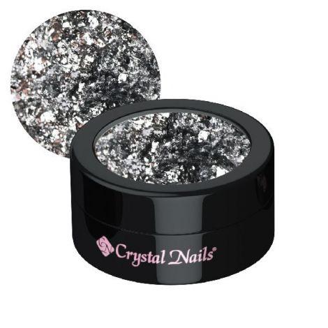 Crystal Nails Platinum Foil - Silver