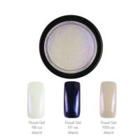 Crystal Nails Shiny Pearl 3 Chrome