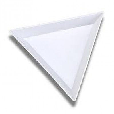 Triangle Tray for gems