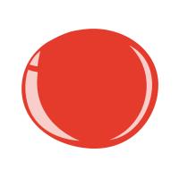 Halo Gel Polish - Burnt Orange