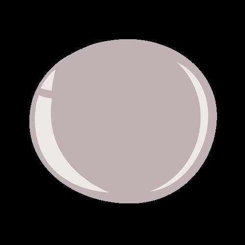 Halo Gel Polish - Misty Grey
