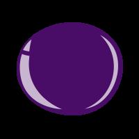 Halo Gel Polish - Purple