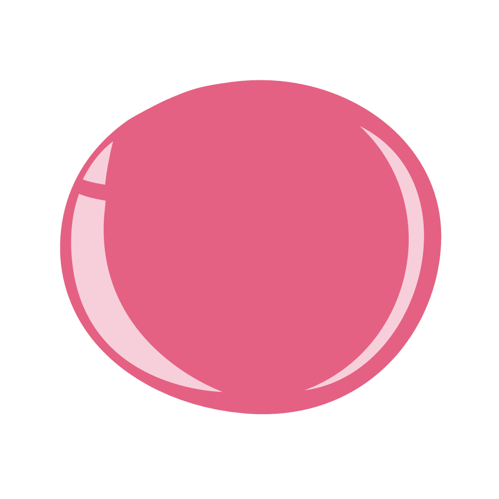 Halo Gel Polish - Rose