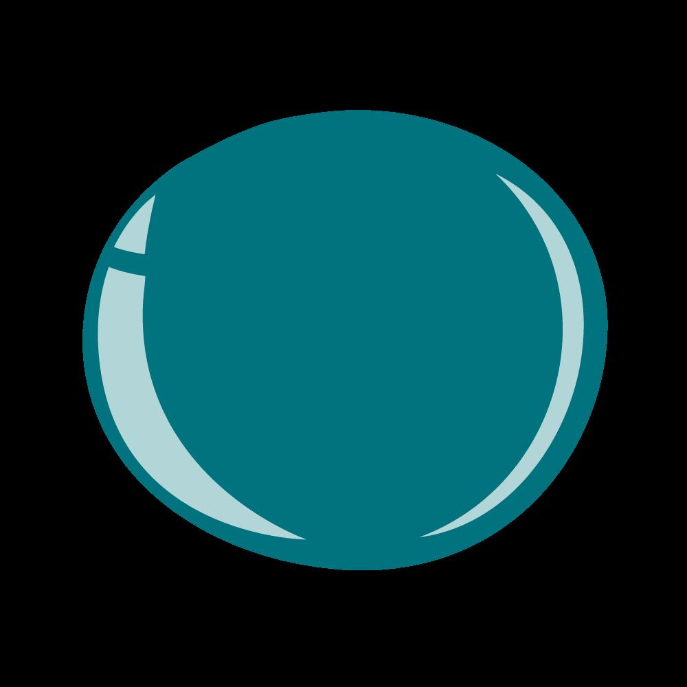 Halo Gel Polish - Turquoise