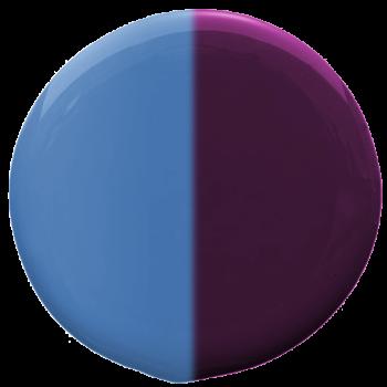 Halo Gel Polish - Mauve Blue