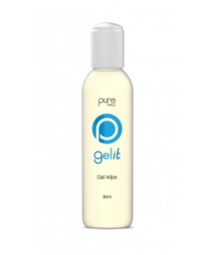 Pure Nails UV Gel Wipe 90ml
