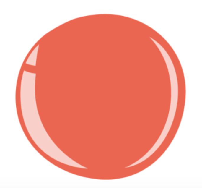 Halo Gel Polish - Apricot