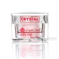 Crystal Nails Cover Pink Crystal Acrylic Powder 17g