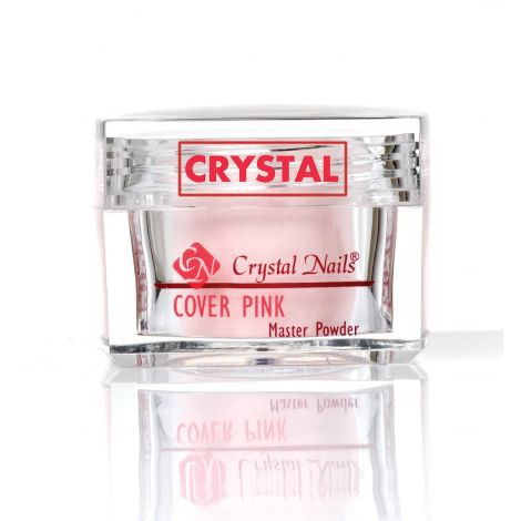 Crystal Nails Cover Pink Crystal Acrylic Powder 17g