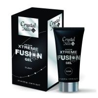 Crystal Nails Xtreme Fusion Gel Clear 30g