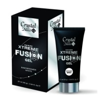 Crystal Nails Xtreme Fusion Gel White 30g