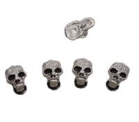 Skull Nail Charm