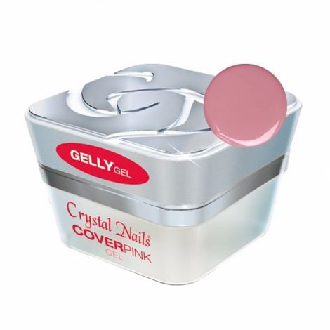 Crystal Nails Gelly Gel Cover Pink 15ml
