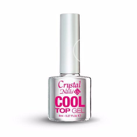 Crystal Nails Cool Top Gel
