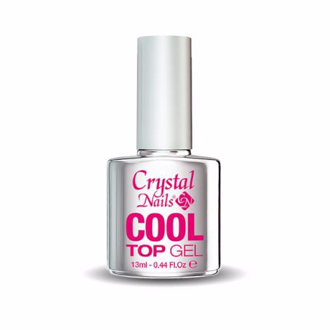 Crystal Nails Cool Top Gel