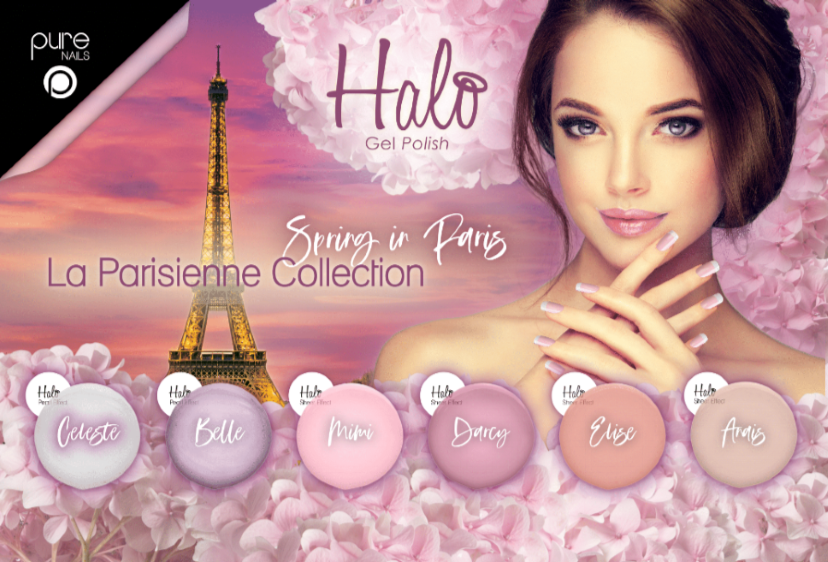 New Halo La Parisienne Collection