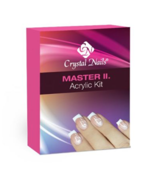 Crystal Nails Master II Acrylic Kit