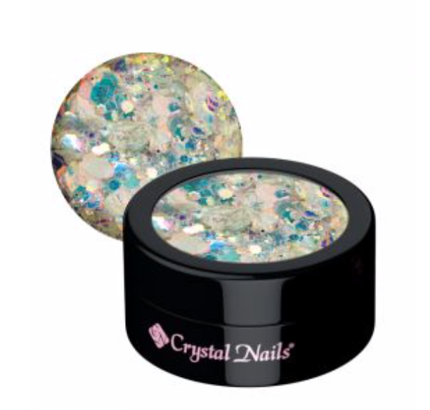 Crystal Nails Glam Glitters - 1