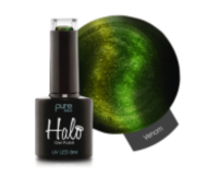 Halo Gel Polish - Venom