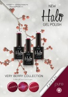 Halo Gel Polish - Winterberry