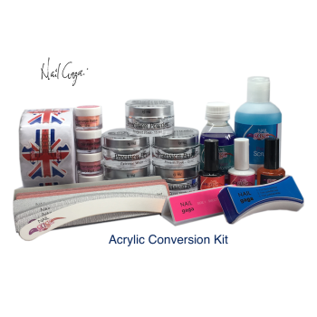 Nail Gaga Acrylic Conversion Kit Plus