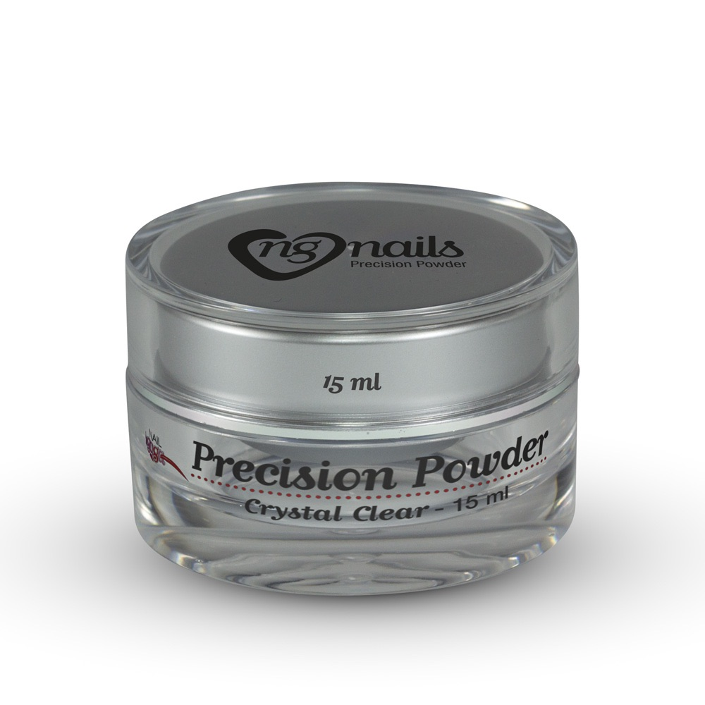 Nail Gaga Precision Acrylic Powder Clear  15ml