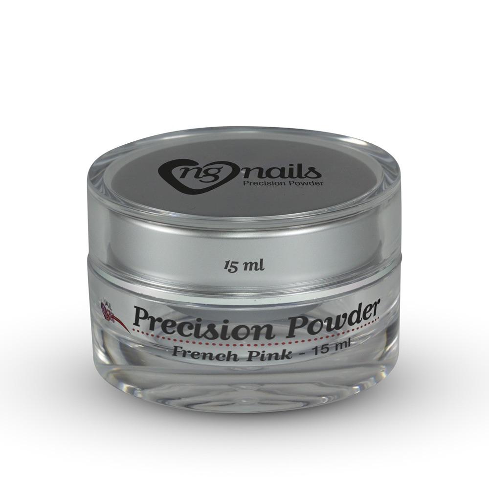 Nail Gaga Precision Acrylic Powder Extreme White 15ml