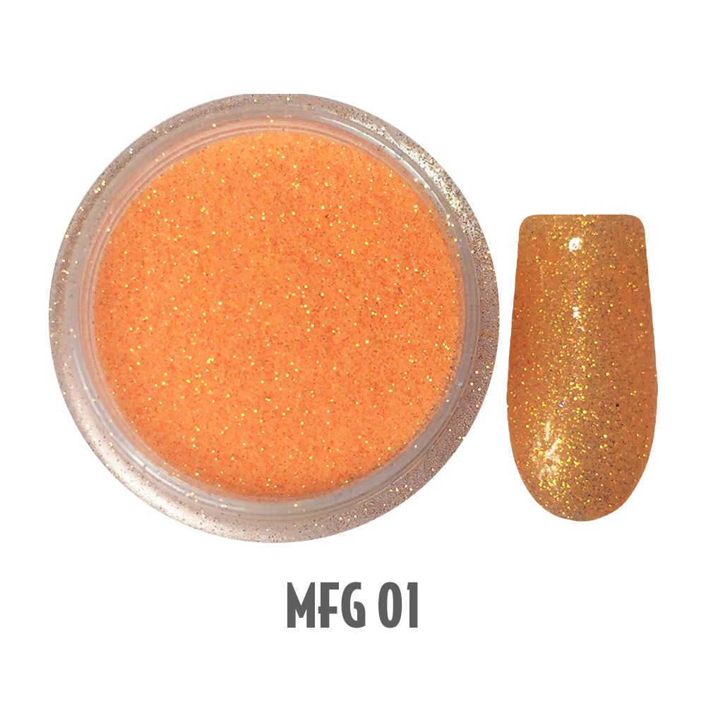 Nail Gaga Micro Glitter 1