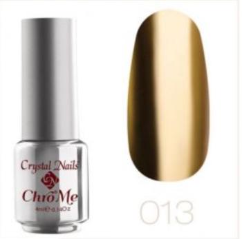 Crystal Nails CrystaLac ChroMe - CR13