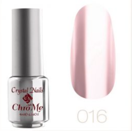 Crystal Nails CrystaLac ChroMe - CR16