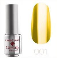 Crystal Nails CrystaLac ChroMe - CR1
