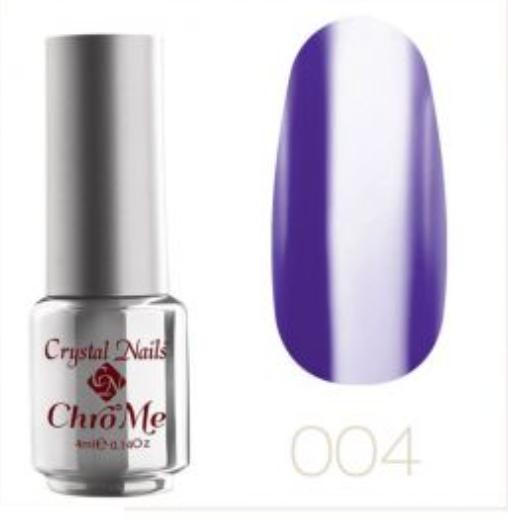 Crystal Nails CrystaLac ChroMe - CR4