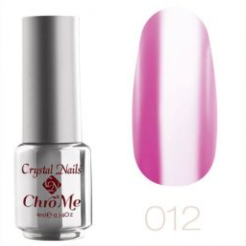 Crystal Nails CrystaLac ChroMe - CR12