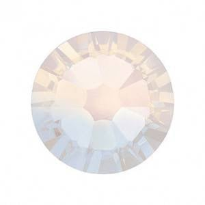 Swarovski SS5 (1.8mm) No Hot Fix Crystals - Pack of 1440 White Opal