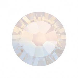 Swarovski SS9 No Hot Fix Crystals - Pack of 1440 White Opal