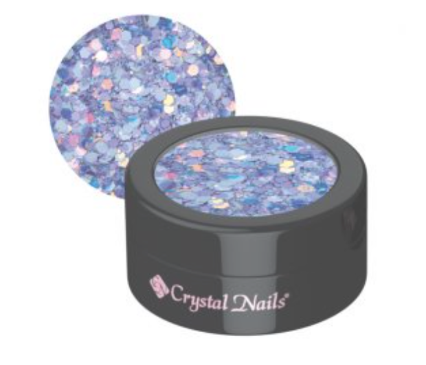 Crystal Nails Glam Glitters - 8