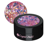 Crystal Nails Glam Glitters - 6