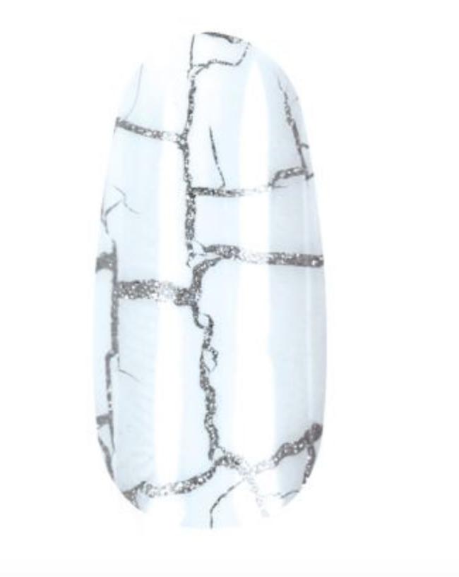 Crystal Nails Mosaic Liquid - White