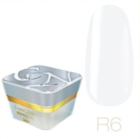 Crystal Nails Royal Gel - R6 White