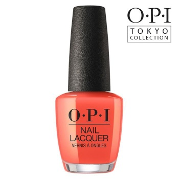 OPI Nail Polish Tempura-ture Is Rising