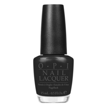 OPI Nail Polish Lady In Black