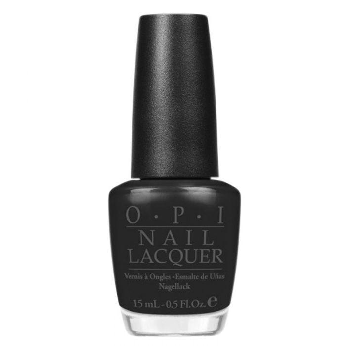 OPI Nail Polish Lady In Black