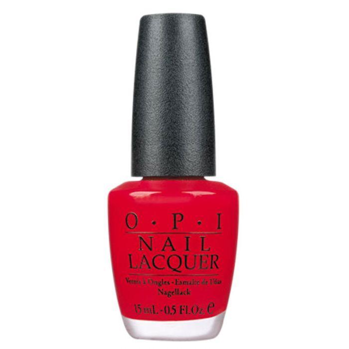 OPI Nail Polish Big Red Apple