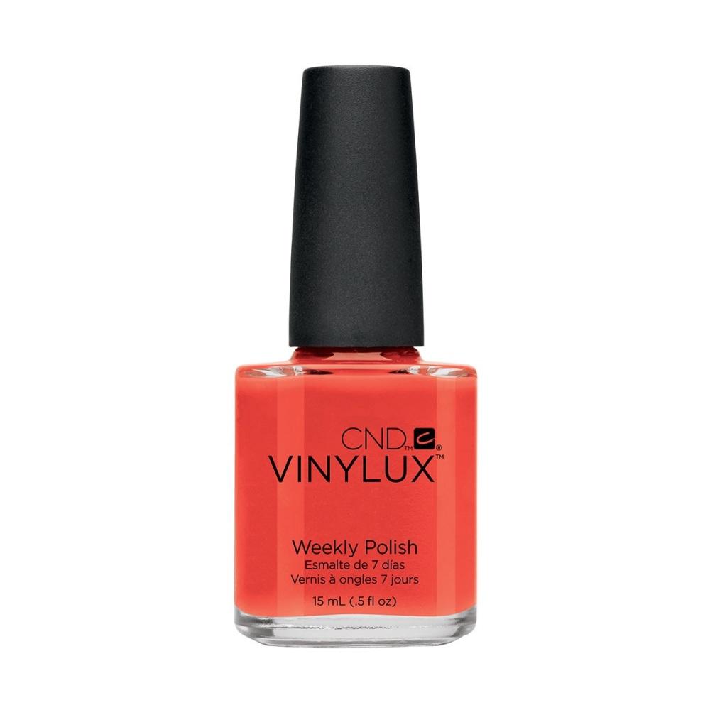 CND Vinylux Nail Polish - Electric Orange