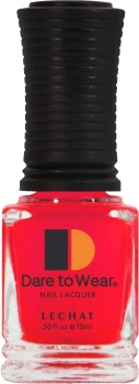 LeChat Dare to Wear Nail Polish - Pink Clarity