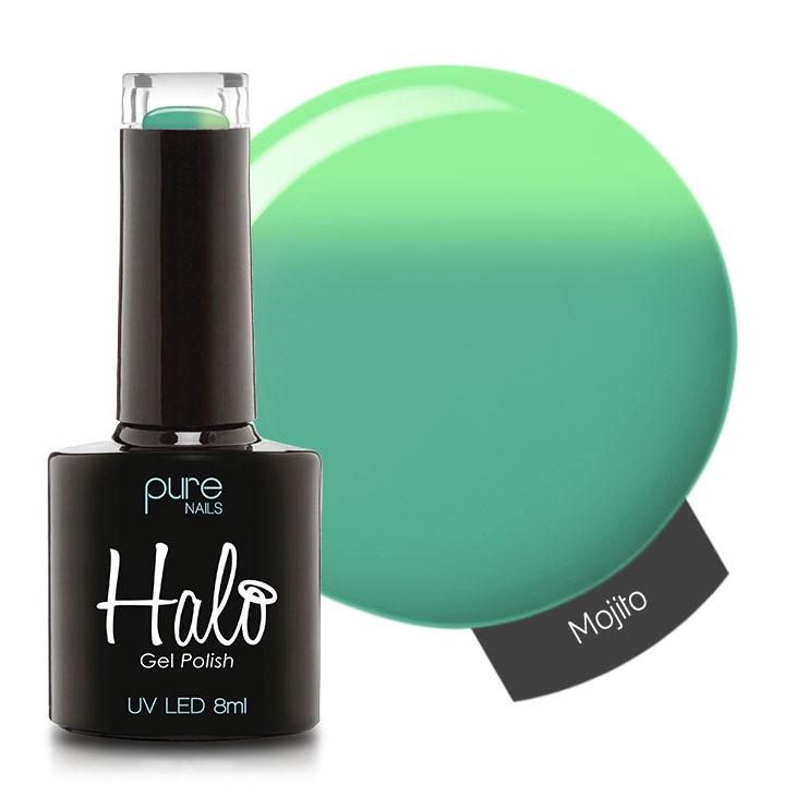 Halo Gel Polish - Mojito