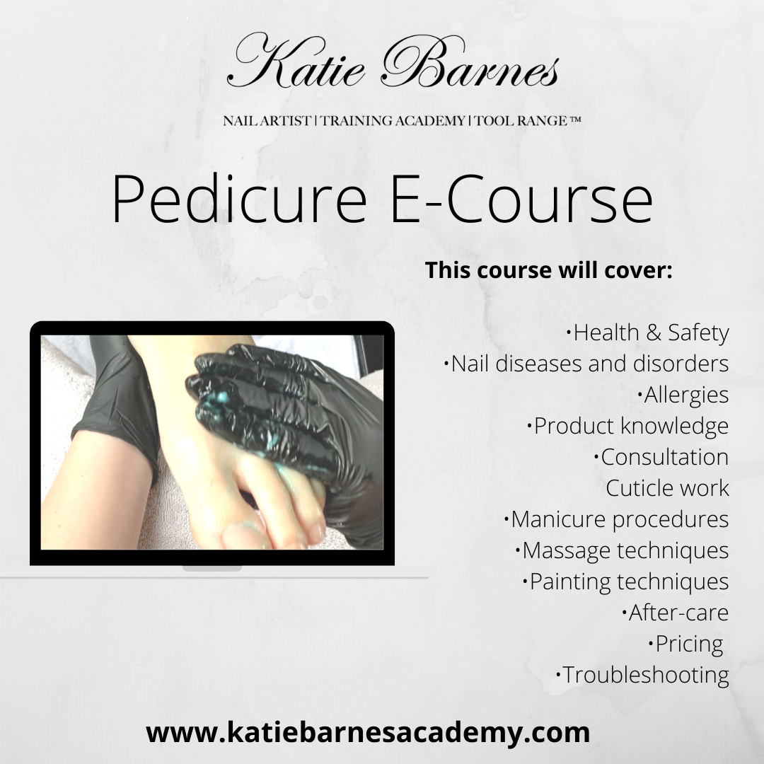 Pedicure E-Course