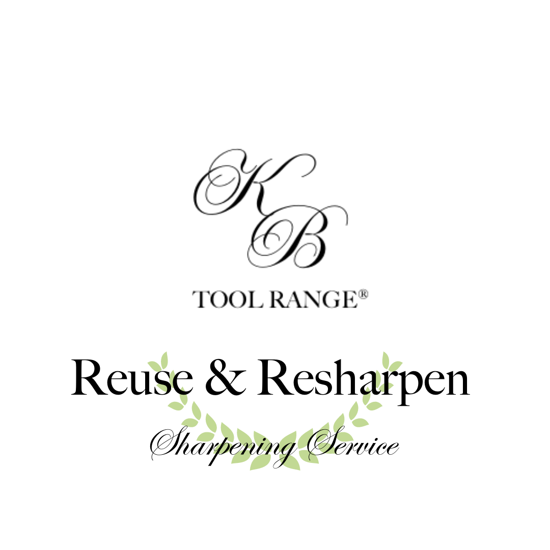 KB Reuse & Resharpen: Sharpening Service (1 tool)